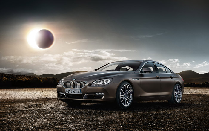 автомобиль BMW 6 Gran Coupe